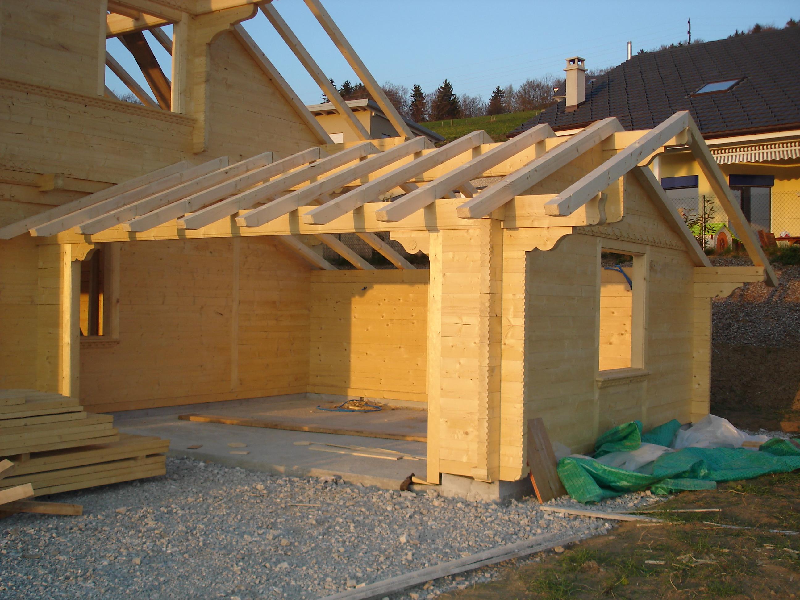 Charpente, couverture, ferblanterie, toiture à Bulle ...